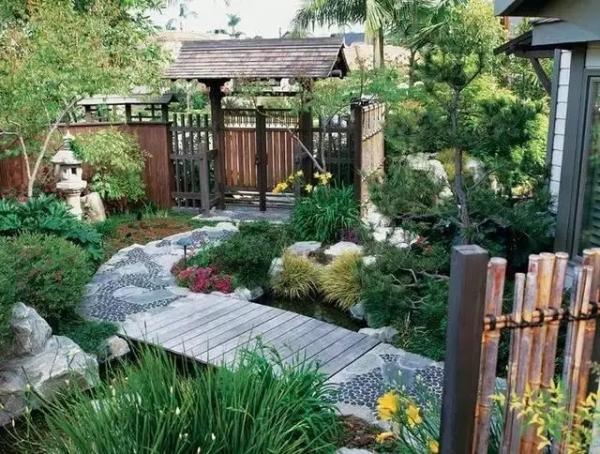 你与高品质生活只差一个美美的庭院!