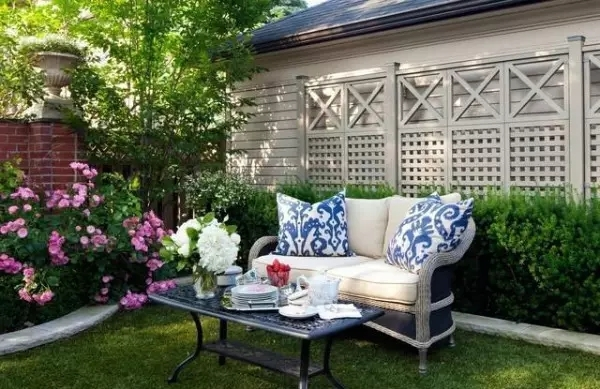 这样的私家小花园,最接地气!
